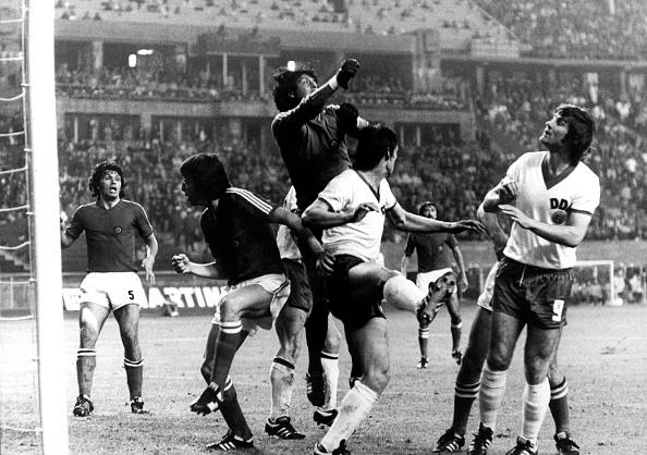 Chile y Alemania Democrática en Copa del Mundo Alemania 1974, 18 de junio