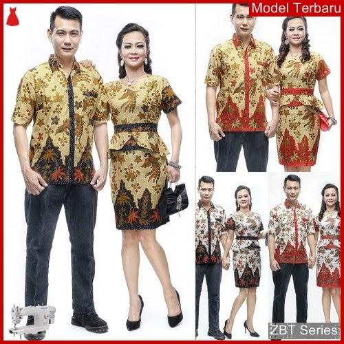 ZBT09209 Kebaya Batik Couple Dres Naura Remaja BMGShop