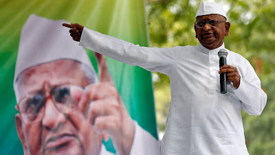Anna Hazare Get Permission To Protest