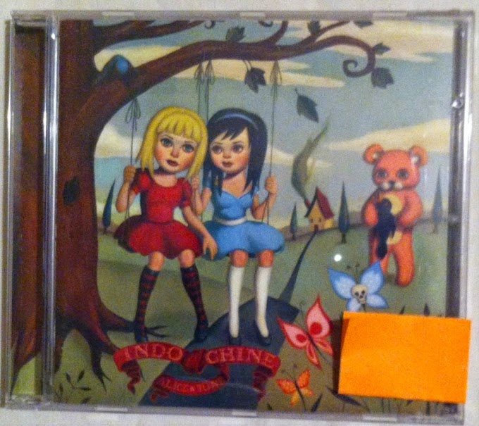 CD - Indochine - Alice & June (semi nuevo)