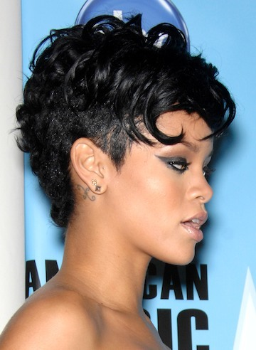 Short Hairstyles For Black Hair