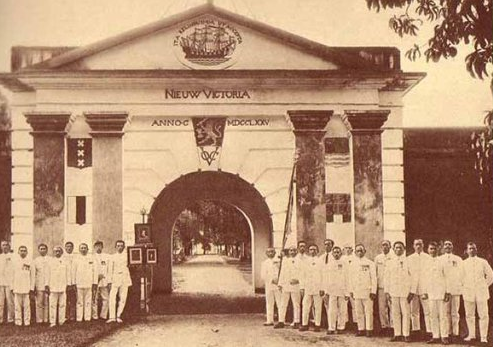 Wisata Sejarah di Benteng Victoria Kota Ambon