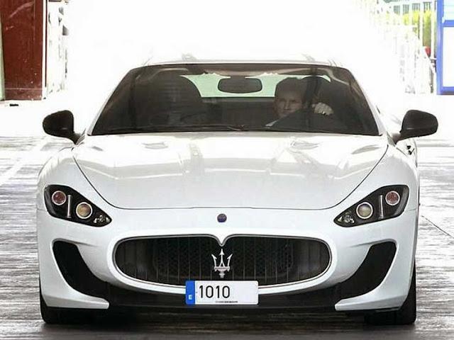 Messi+Car+Collection+Maserati+GranTurismo+MC-Stradale-2013