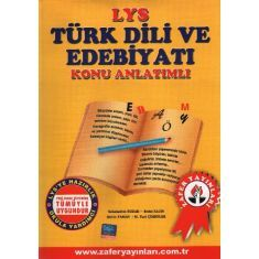 Zafer LYS Türk Dili ve Edebiyatı Konu Anlatimli