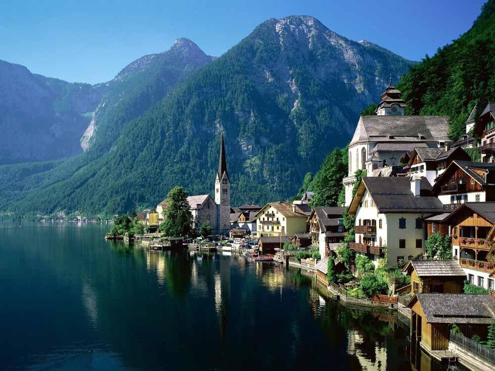 #Hallstatt - Áustria