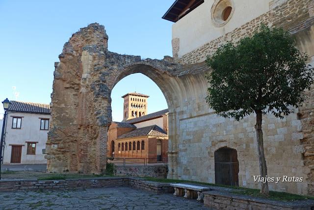Ruinas del Monasterio de San Benito, Sahagún de Campos, León