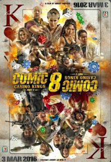 Download Film Comic 8 Casino Kings Part 2 (2016) HDRip 720p