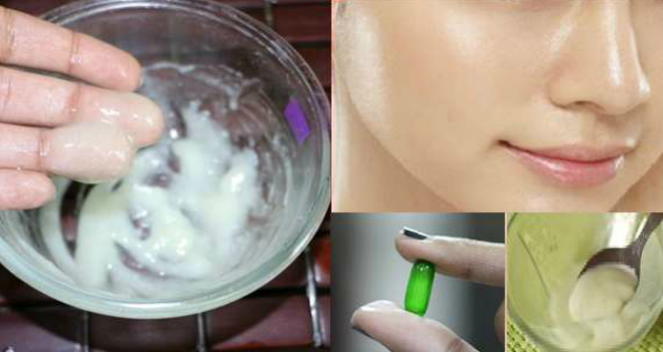 Homemade Cream For 3 Nights And Your Skin Will Shine