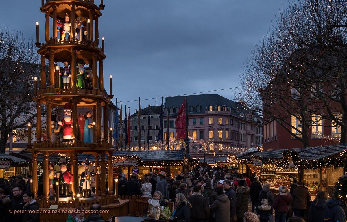 Weihnachtsmarkt Mainz.Mainz Images Am 01 Dezember Auf Dem Mainzer Weihnachtsmarkt