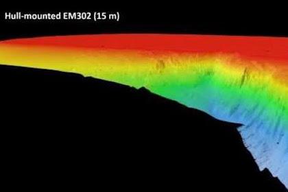 Ngarai bawah laut mampu sedot CO2, Begini mekanismenya