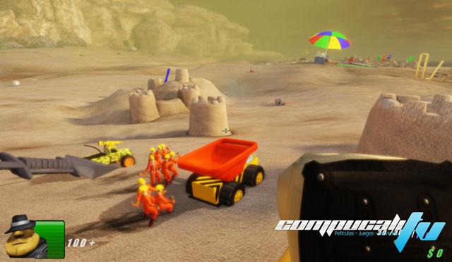 Toy Wars Invasion PC Full
