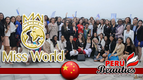 Fujian Province - Miss World 2015