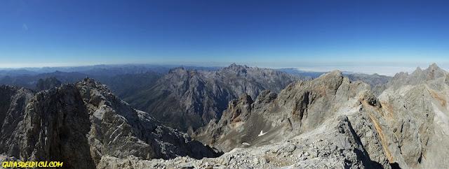 fernando Calvo guia de alta montaña IFMGA Picos de Europa