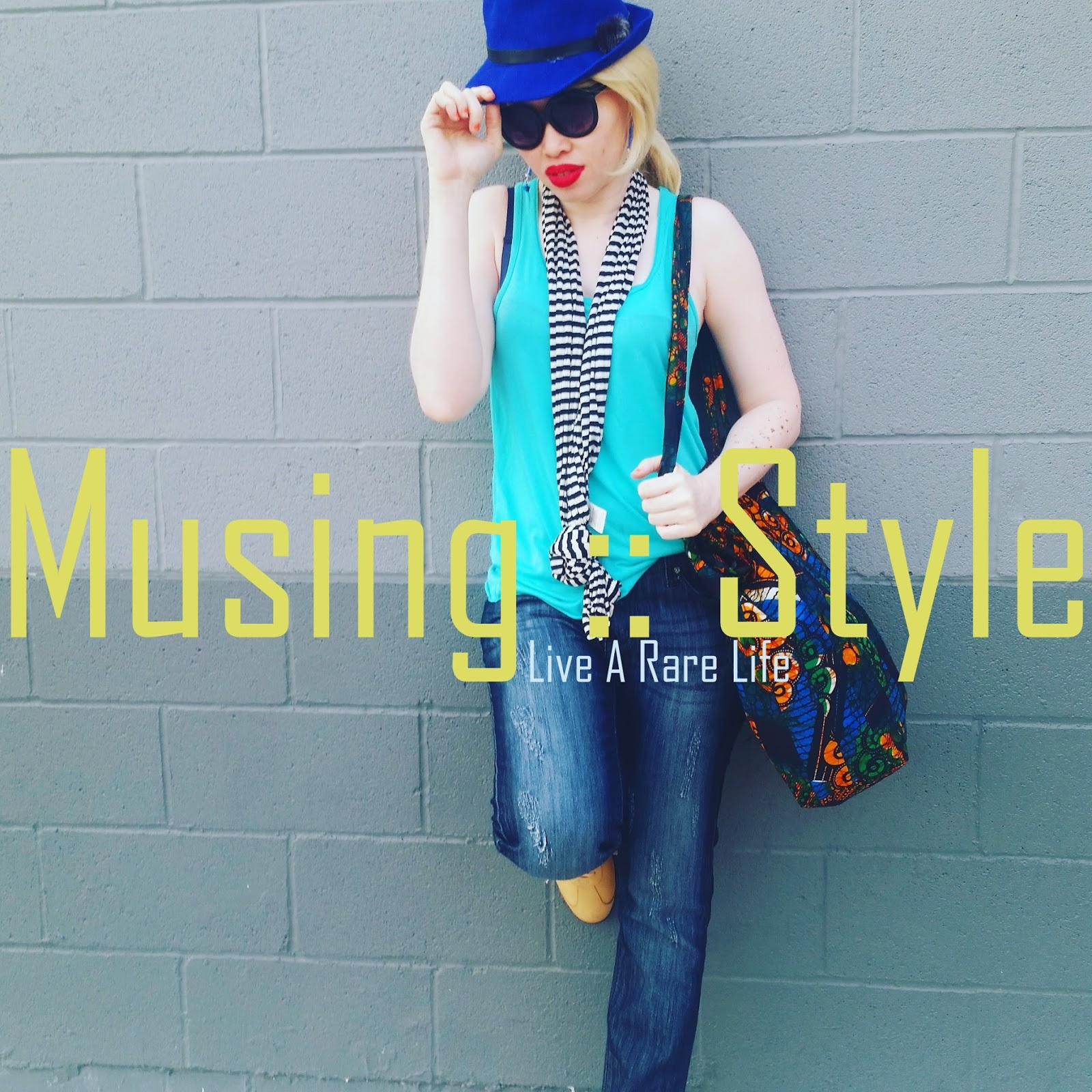 Musing :: Style : Live A Rare Life
