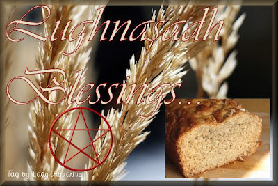 A Blessed Lughnasadh!