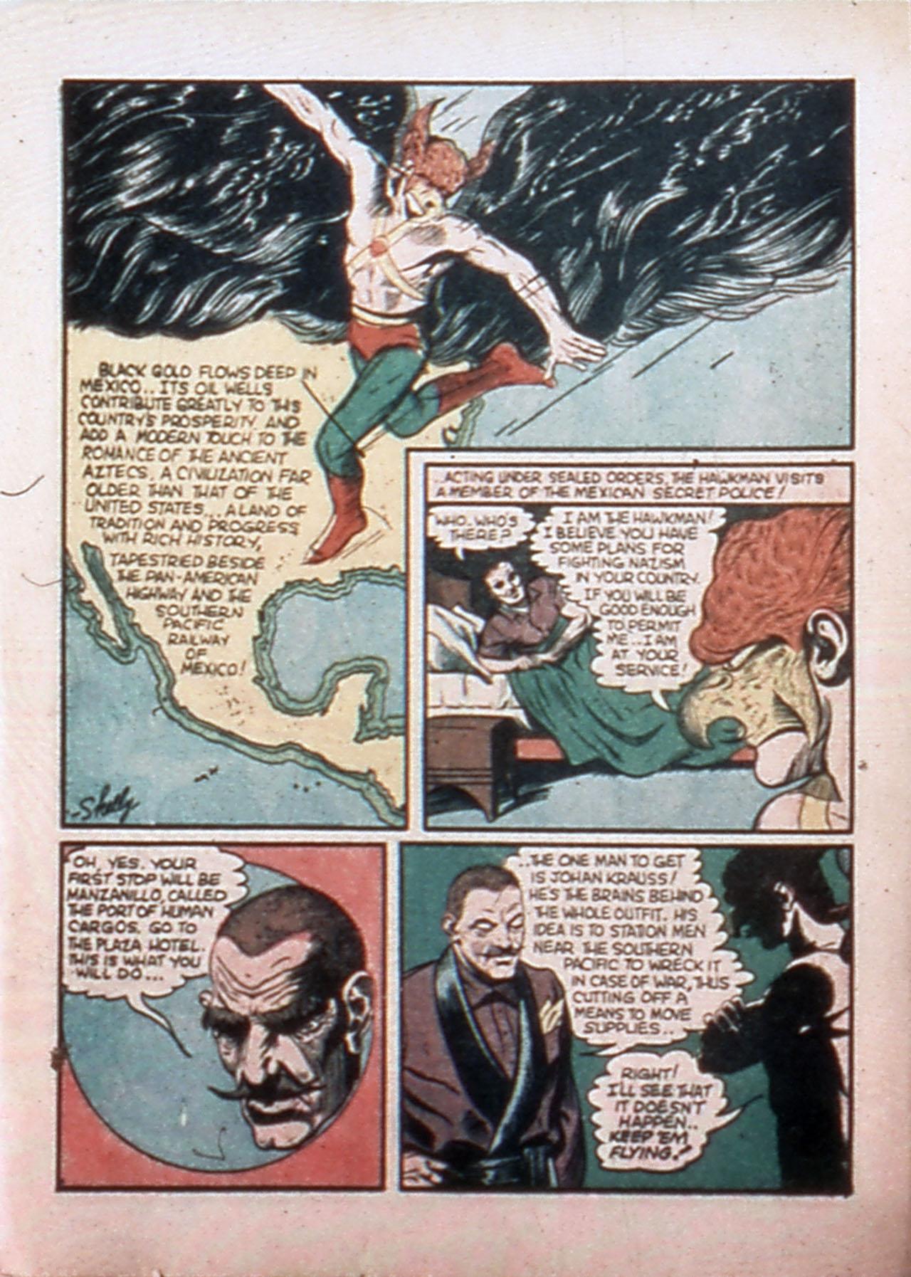 Read online All-Star Comics comic -  Issue #9 - 6