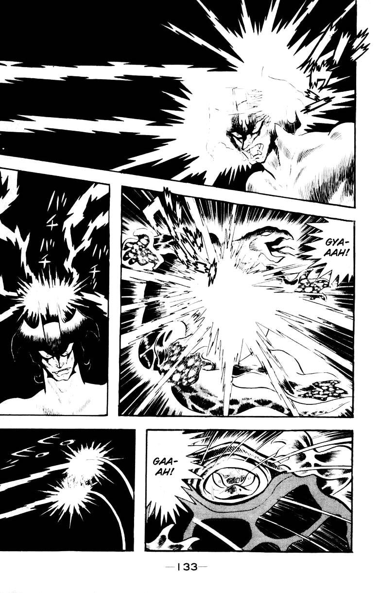 DevilMan chapter 13 trang 22