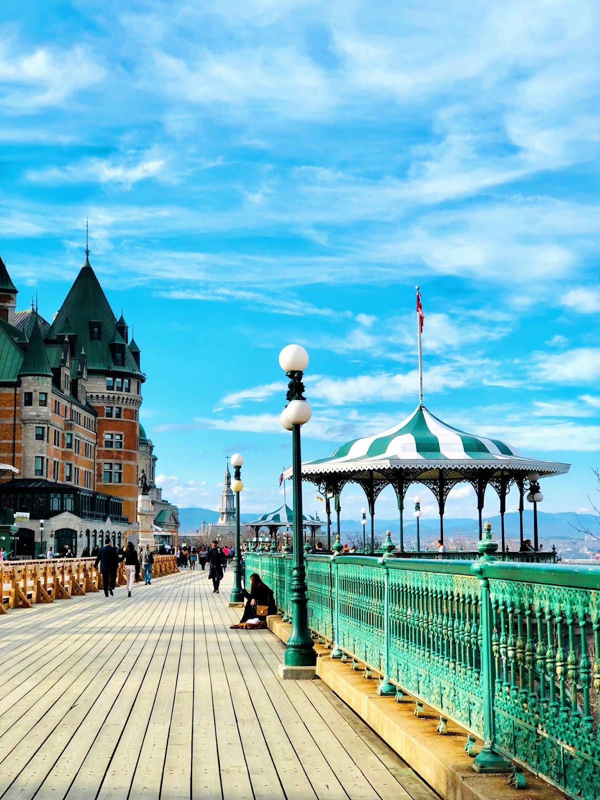 Quebec en primavera