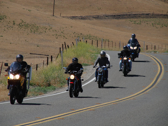5 Things To Know About Sharing The Road With Motorcycles