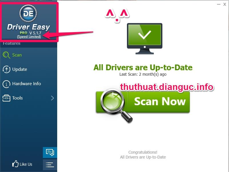 Key DriverEasy pro