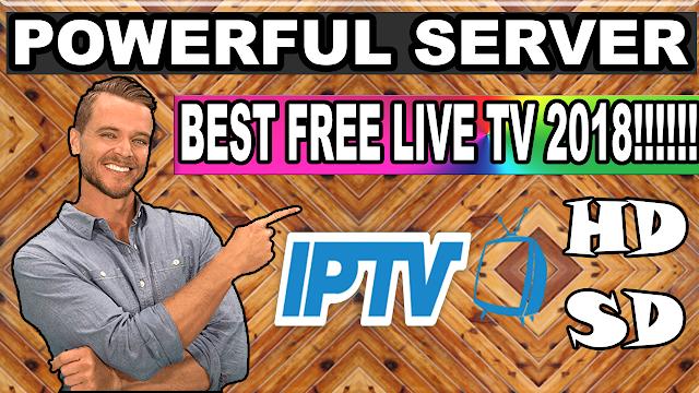 BEST FREE LIVE TV 2018!!! (Worldwide M3U IPTV) Daily Servers