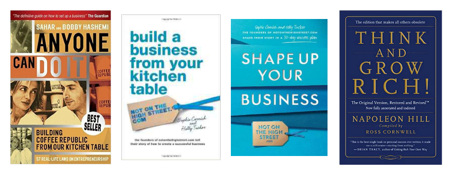 An Entrepreneur's reading list