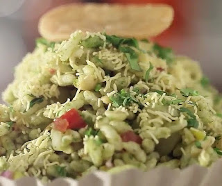 how to make bhel puri step by step