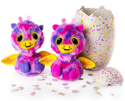 Hatchimals Surprise Giraven Twin Pet Toys 2017