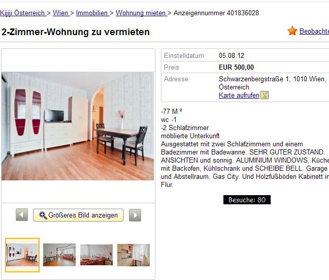 2 zimmer wohnung zu vermieten for Wohnung vermieten