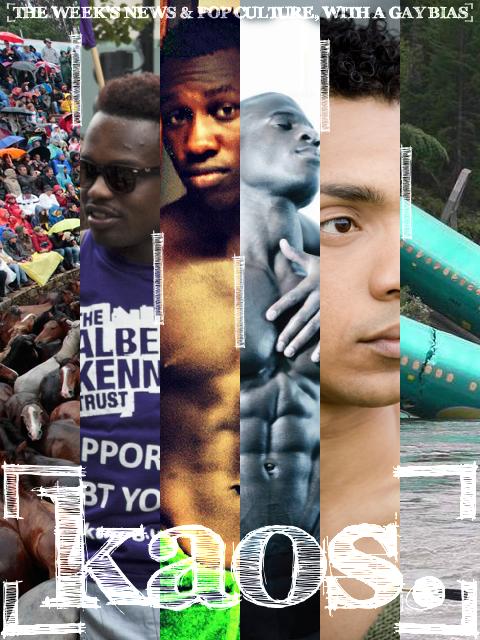 KAOS: Issue 183: Tiger Mandingo, David McIntosh, James