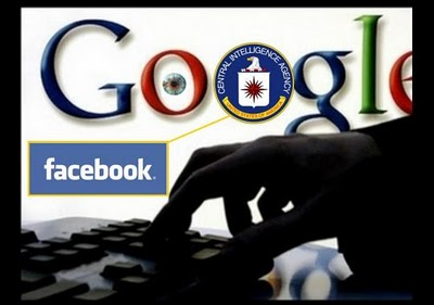 NSA, CIA, FBI, Mossad, Aman, and Google, Microsoft, FaceBook, Yahoo, and others, perfect for illegal spying together....