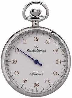 Montre de poche MeisterSinger