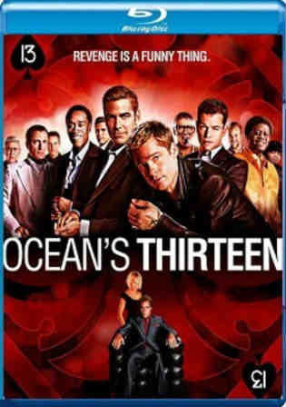 Ocean's Thirteen 2007 BluRay 350MB Hindi Dual Audio 480p Watch Online Full Movie Download bolly4u