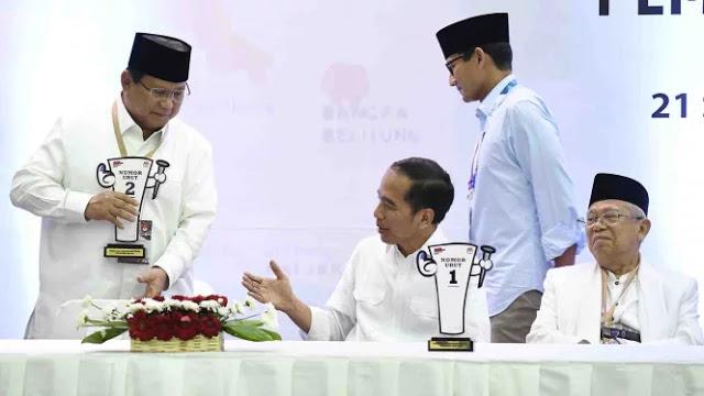 Video Jokowi Mole, Prabowo Cs: Itu Realitas Nasional Bukan cuma Madura