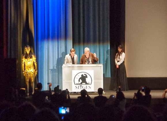Terry Gilliam Sitges