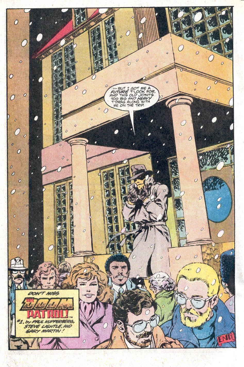 Read online Secret Origins (1986) comic -  Issue # _Annual 1 - 31