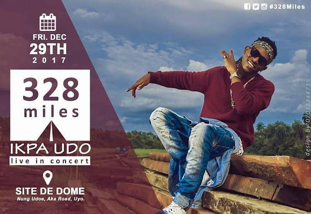 5 Things to Expect from 328Miles Ikpa Udo Live In Concert. | Save The Date |