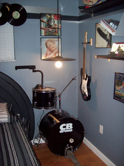 Rock N Roll Bedroom Decor - The Interior Designs