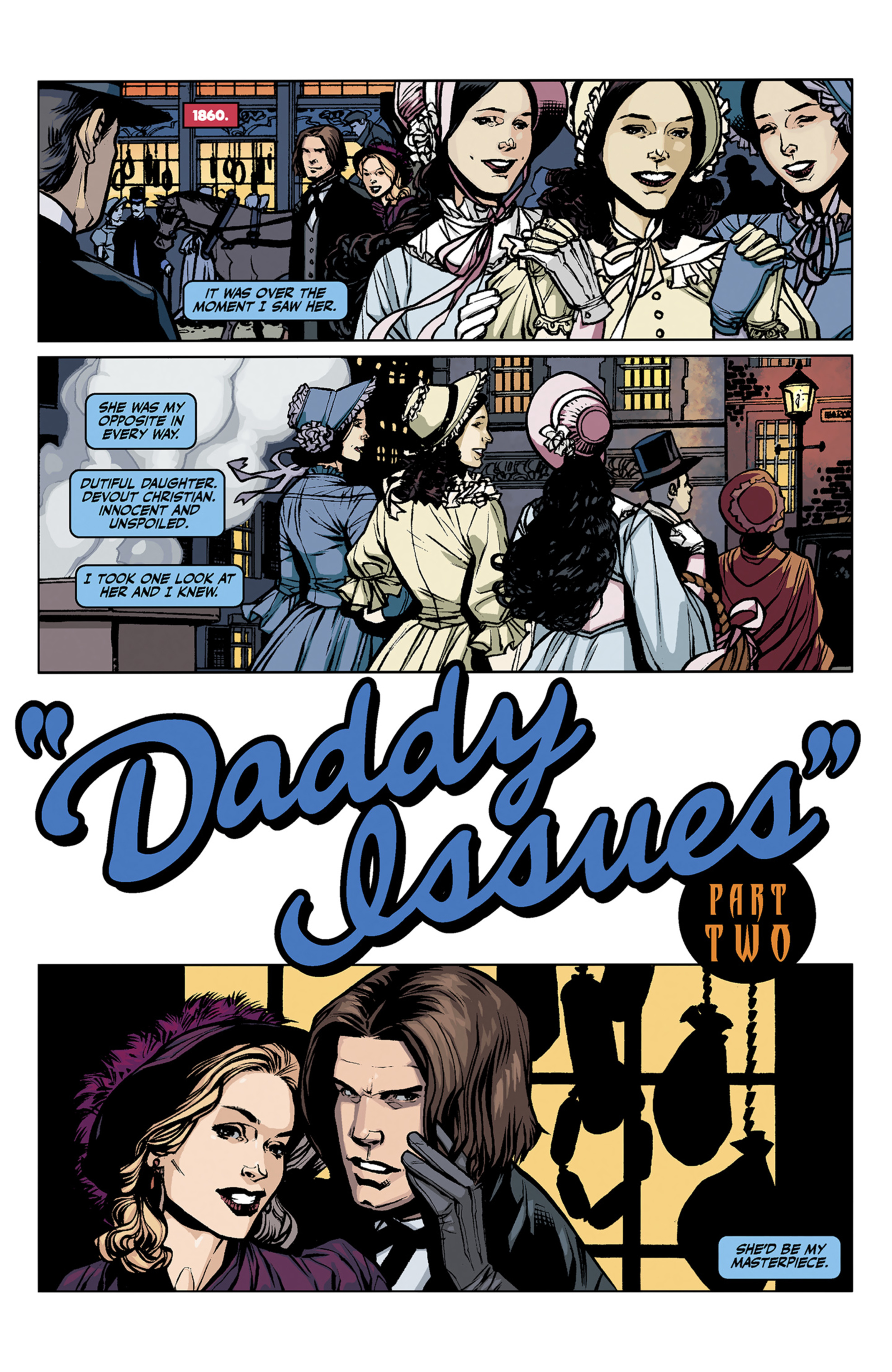 Read online Angel and Faith comic -  Issue #7 - 4