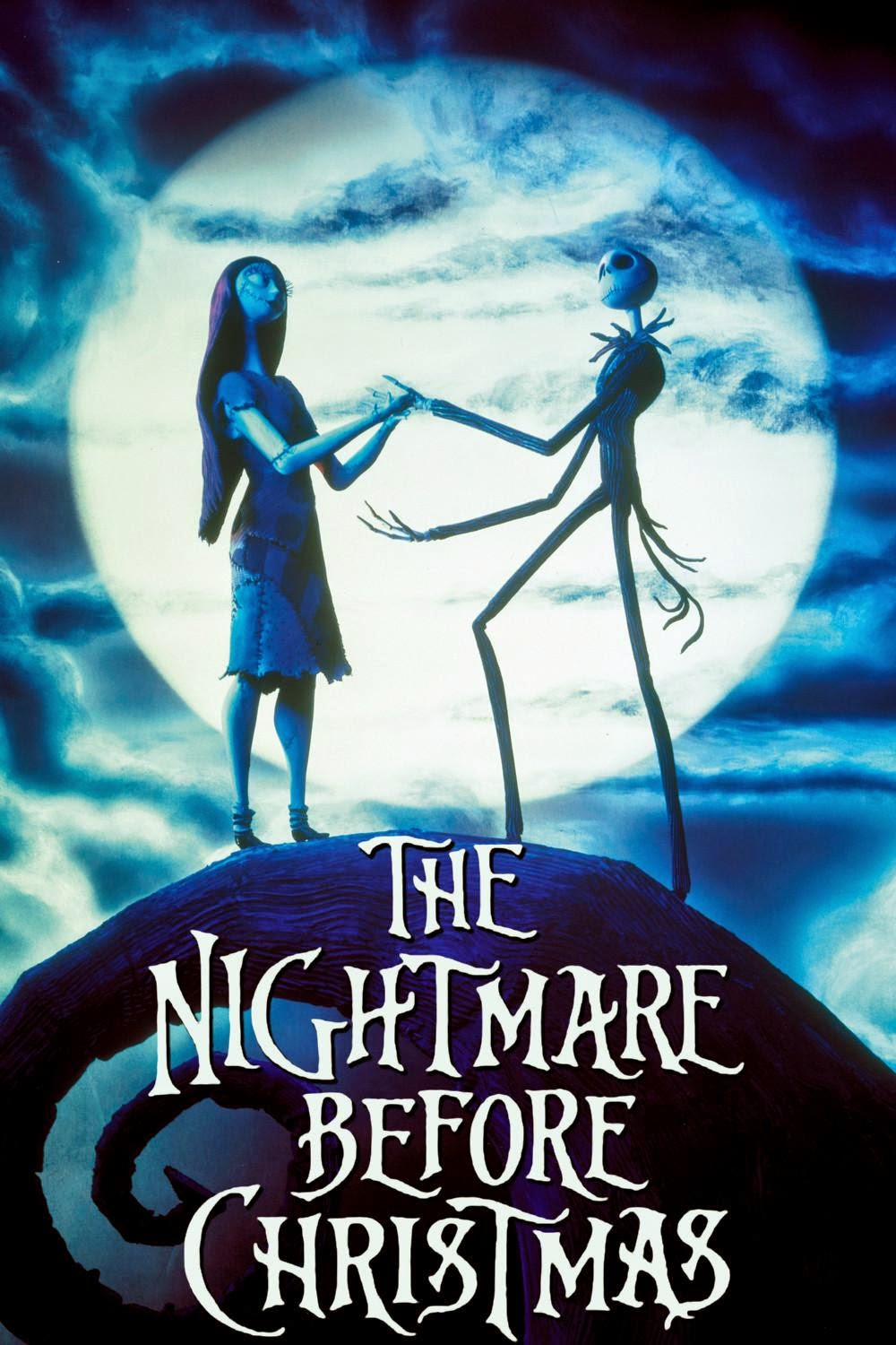 Watch The Nightmare Before Christmas (1993) Online For Free Full Movie English Stream