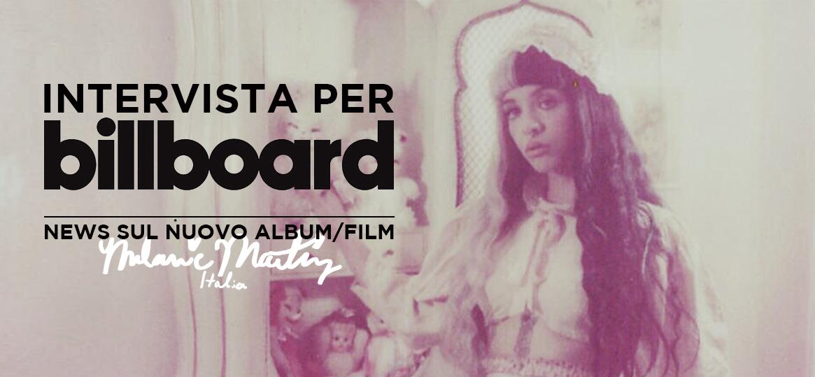 Melanie Martinez Per Billboard News Sul Nuovo Albumfilm Melanie