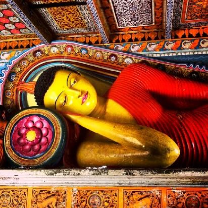 Buda Sri Lanka