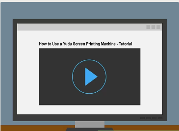 How to Use Yudu Personal Screen Printer