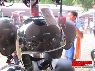 BURTOR 2016: THX HELMETS bagi bagi Helm GRATIS!