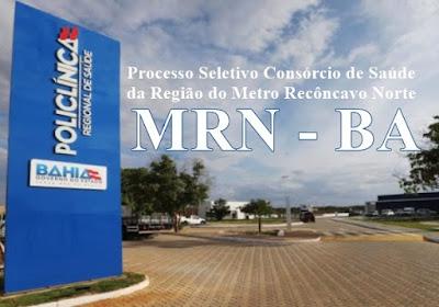 Processo Seletivo Policlínica Regional de Simões Filhos - MRN BA