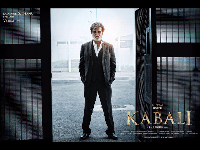 Kabali Movie Review