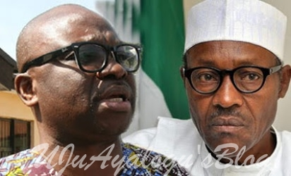 Aso Rock Is The New Abode For Treasury Looters Where They Stash Their Funds -fayose