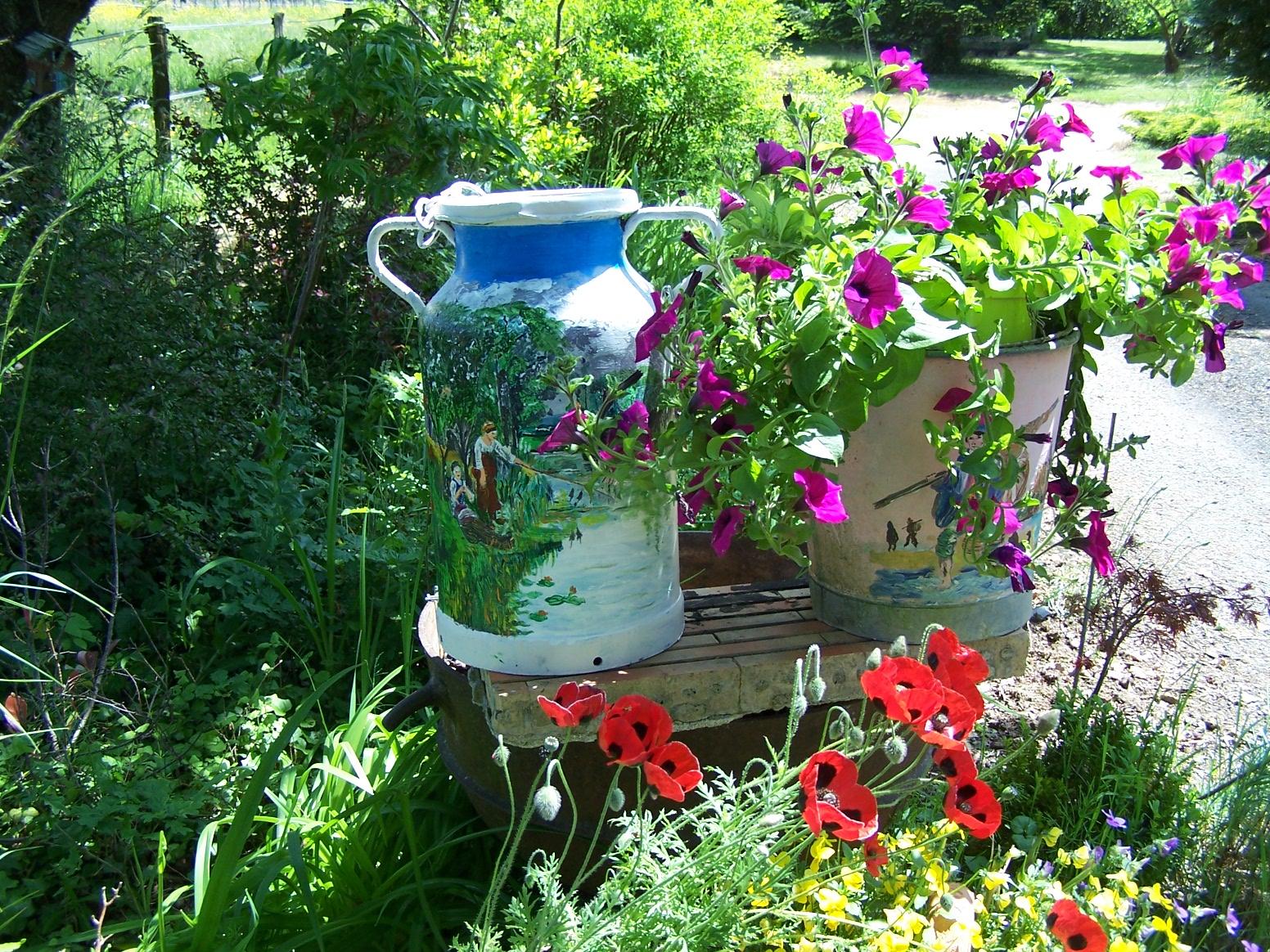 Bienvenue dans mon jardin a fill sur sarthe 2014 for Jardin google translate