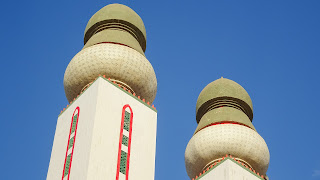 Mosque of Divinity was built only by hands