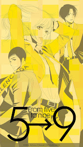From Five to Nine de Miki Aihara
